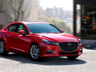 ОСАГО на Mazda