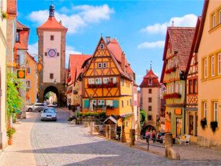 Медицинская страховка для поездки в Германию