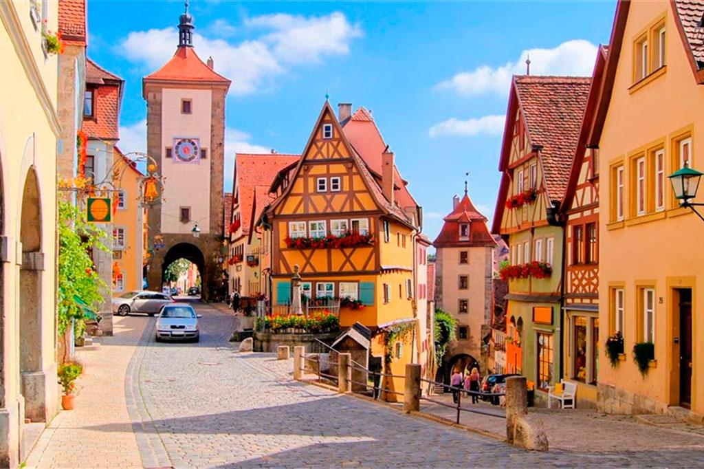 Страховка в Германию купить онлайн