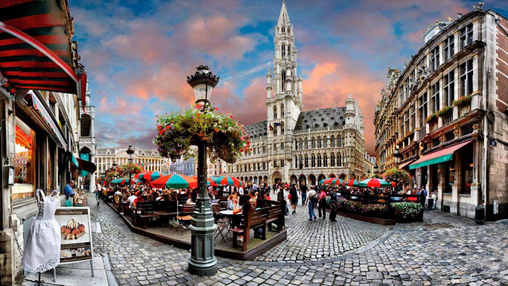 Страховка Бельгия