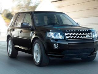 КАСКО на Land Rover