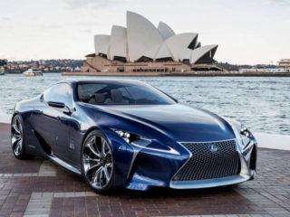 КАСКО на Lexus