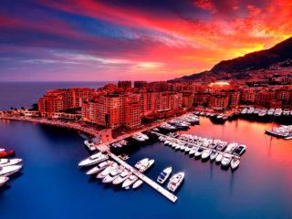 Медицинская страховка для визы в Монако