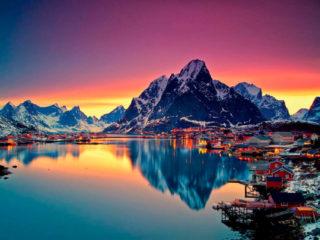 Медицинская страховка для поездки в Норвегию